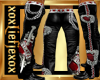 [L] Rock Valentine Pants