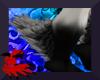 Chroma Kitsune Leg Fur