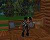 Cuddle Me  Porch Swing