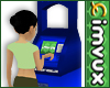 imvux credit ATM Blue