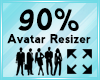 Avatar Scaler 90%