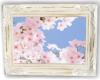 Sakura Picture w Frame