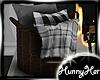 Foxrun Pillow Basket