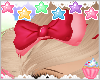 ! Red Pink Kid Hairbow