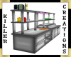 (Y71) Chefs Counter