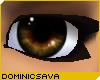 Cute Eyes - Mocha [F]
