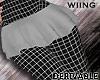 [W] Epik Mini Skirt L