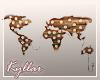 Ⓚ Rustic Map