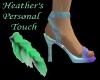~h~ colorful heels