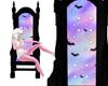 Pastel Goth throne req