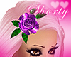 })i({ purple rose