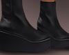 S. Leather Platforms