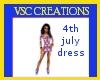4th july dress