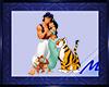 Aladin & Jasmine Filler