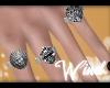 WR! Punk Rings ❖