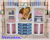 NR*Baby twins dresser