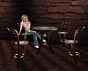 ~MG~ Cafe TableChair Set