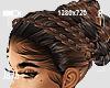 J | Worize brunette