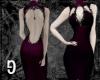 ⅁ Poison Dress