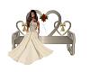 Wedding Bench Gold