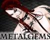 CEM Red Long Hair