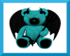 Devil Teal Bear v2