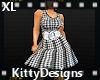 *KD Brigitte curvy dress