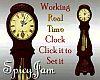 Real Time Grdfthr Clock