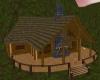 Log Cabin /No Shadow