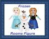Frozen Rooms Figure
