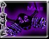 (Purple Gas Mask)
