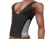NV Teen Scoop Tank Black