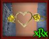 Heart Bracelet November