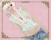A: Cute floral top