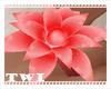 Flower Ring Red
