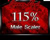 [💋] Scaler 115%