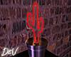 !D Neon Cactus
