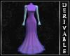 ~D~ Trumpet Dress Form B