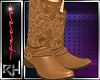 Cowgirl boots 1