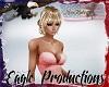 EP! Katz 001 Blonde updo
