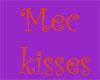 Mec MALE blow kisses