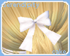 White Lolita Hairbows