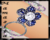 SM}DREAM BLUE BRACELET-L