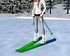 Female Trigger Skis