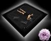 -Black Romantic Rug