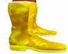 *B* wrestling boots