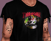 Ripped Thrasher Black