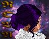 {EQ}Purple updo