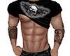 Skull Rolled Shirt (M)