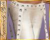 I~Kids White Cargo Pants